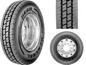 General Truck Tires D660 Truck Tires General Tire Mining Construction
