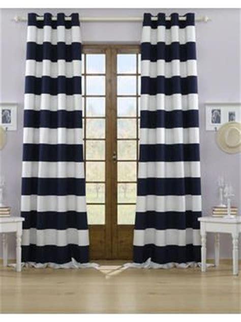 vorhang blau gestreift vorhang blau wei 223 gestreift haus dekoration