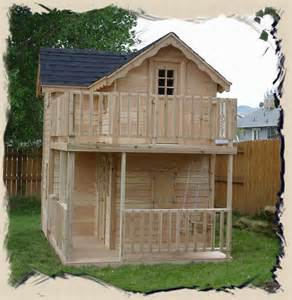 Outside Playhouse Plans Pdf Diy Elevated Outdoor Playhouse Plans Easy