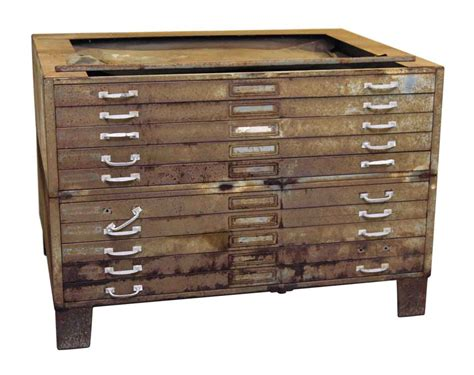 metal cabinet with drawers metal cabinet with 10 drawers olde things