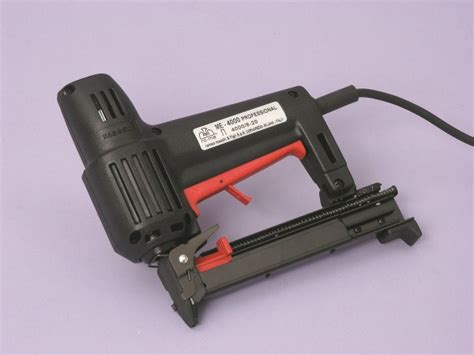 Electric Floor Staplers Janser Ltd Flooring Tools And