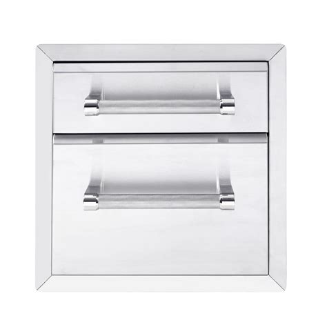 outdoor stainless steel cabinets newage products stainless steel classic 3 piece 97x36x24