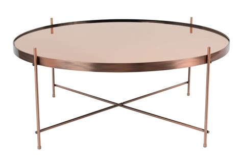 Coffee Tables Ideas: Best round copper coffee table Copper