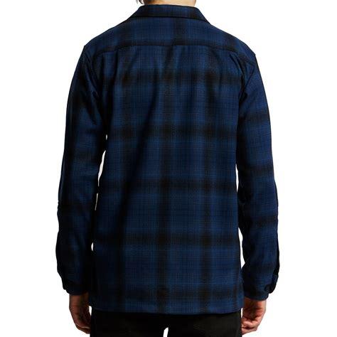 Bord Blue Blouse pendleton fitted longsleeve board shirt blue black ombre