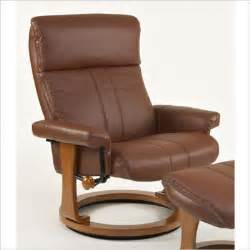european classic recliner with ottoman contemporary