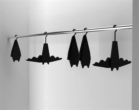 design clothes hanger bat hangers creative sleek batman clothes hanger design