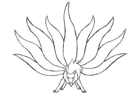 pokemon coloring pages ninetails ninetales flare free lineart by kajiookami on deviantart