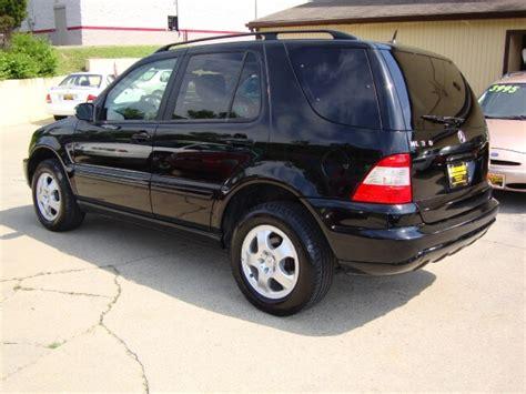 2002 Mercedes Ml320 by 2002 Mercedes Ml320 For Sale In Cincinnati Oh Vin