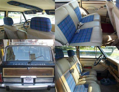 grand auto upholstery 13 beste afbeeldingen over wagoneer dreams op pinterest