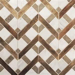 deco flooring petite alliance wood and stone mosaic tabarka studio