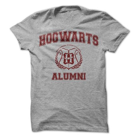 T Shirt Kaos Hogwarts Alumni hogwarts alumni t shirt hoodie