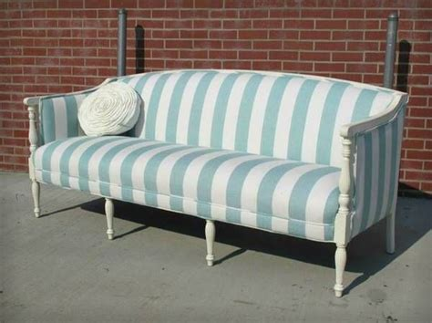 tiffany blue sofa tiffany blue striped vintage sofa furniture reno