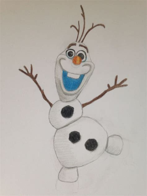 doodle draw olaf best 25 olaf drawing ideas on how to draw