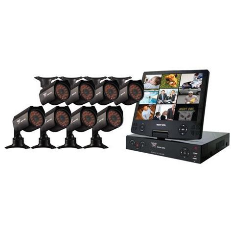 security systems owl home security