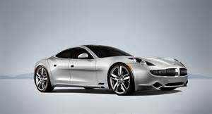 Electric Car Fisker The Fisker Karma Range Extended Electric Car A Candidate