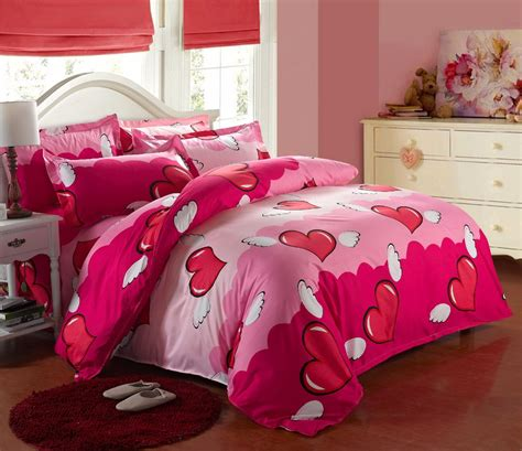 heart pattern bedding vikingwaterford com page 28 romantic teen girl bedding