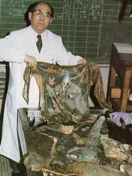 yakuza tattoo after death 25 interesting historical photos part 60 kickassfacts