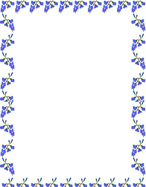 letter border templates free printable stationery free stationery free printable