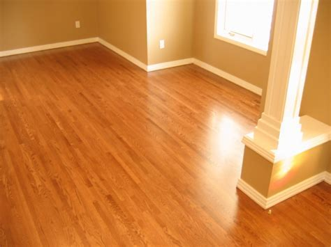 Site Finished Hardwood Flooring Gallery Edmonton, Alberta