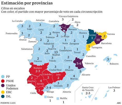 mapaor de elecciones usa 2016 el voto por correo se duplica con respecto al 20d con m 225 s