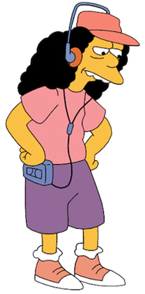 ottoman simpsons file otto from the simpsons gif