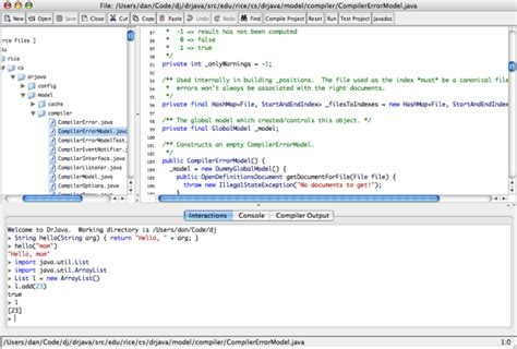 java top themes best java ide for mac windows and linux