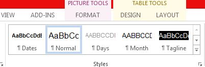 how to make a calendar on word 2013 make a business calendar with microsoft word 2013