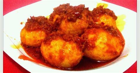 Sambal Cabe Rawit Balado 72 resep sambal telur balado pedas resep masakan indonesia
