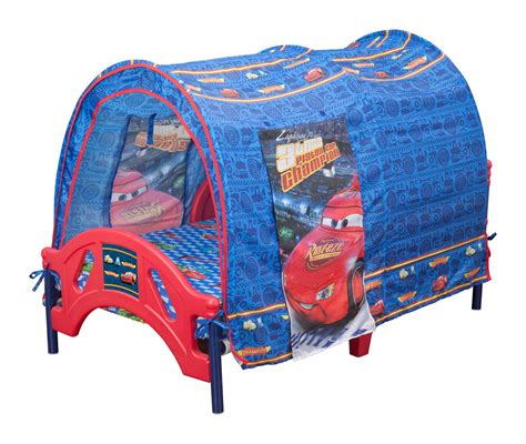 cars bed tent disney cars tent bed by oj commerce bb87072cr 83 09