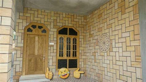 exterior wall modern front wall tiles design trendecors