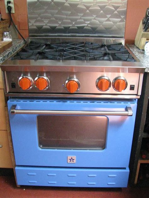 Colored Stove Knobs by 1000 Images About Bluestar A Range Of Colors On