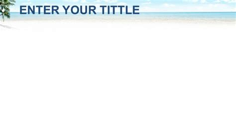 ppt templates free download hotel beach nature powerpoint templates download free