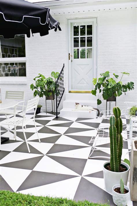 beautiful patios  outdoor spaces patio tiles