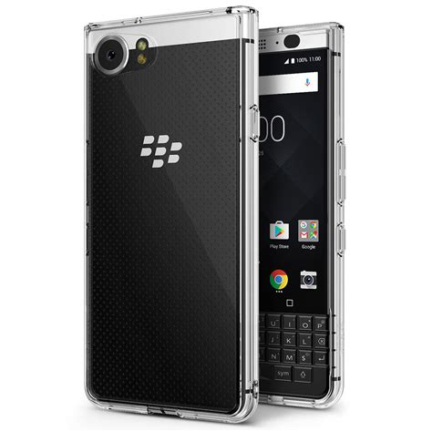 Casing Blackberry Keyone Ringke Fusion Bb Keyone Original Ringke ringke original fusion for blackberry keyone in pakistan clear