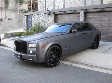 matte gray rolls royce matte grey rolls royce phantom does a personal driver
