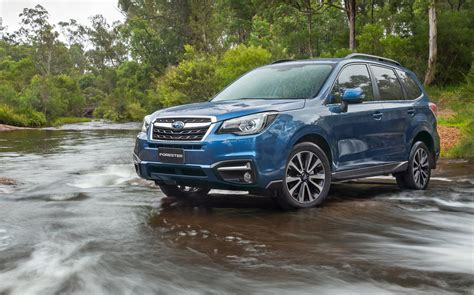 forester subaru review 2017 subaru forester review