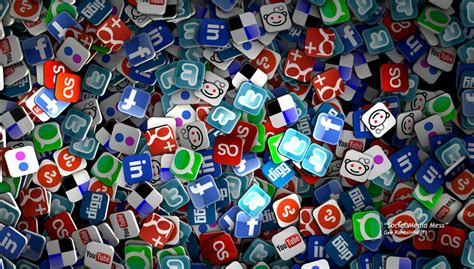 media background social media icon 3d hd for wallpapers wallpaper