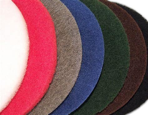 cleaning floor pads fibratesco