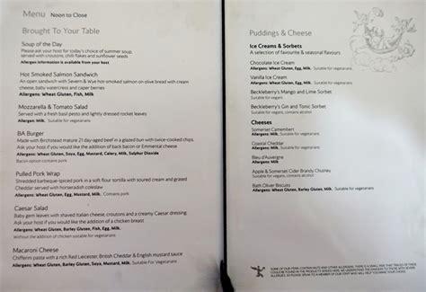 t room menu review airways class lounge heathrow t3