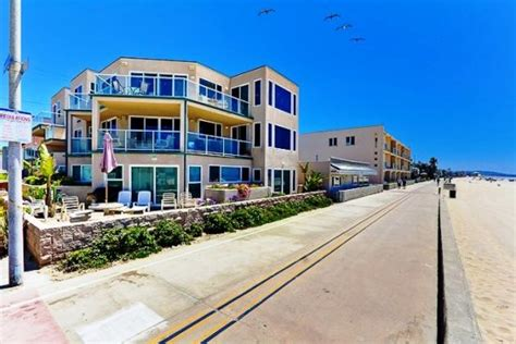 san diego beach house rentals mission beach vacation rental in san diego