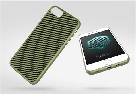 Nillkin Synthetic Fiber Series Protective For Iphone 7 8 Plus B nillkin synthetic fiber series protective for apple