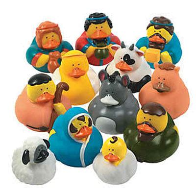 nativity rubber st rubber duckie ducky duck nativity womens
