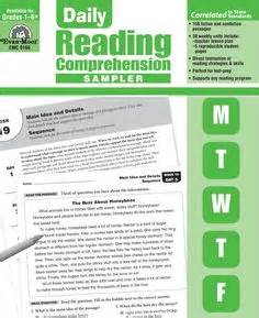 Evan Moor Corp Worksheets by Daily Reading Comprehension Grade 3 S Edition