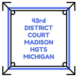 Michigan District Court Search 43rd District Court Heights Michigan Duke