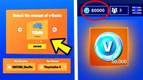 fortnite v buck generator what happens if you use a free v bucks generator
