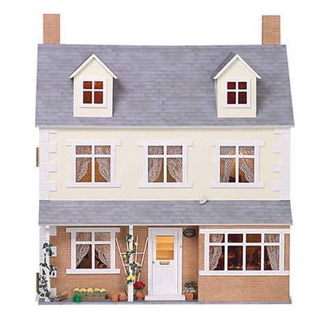cottage dolls house springwood cottage dolls house kit 1749