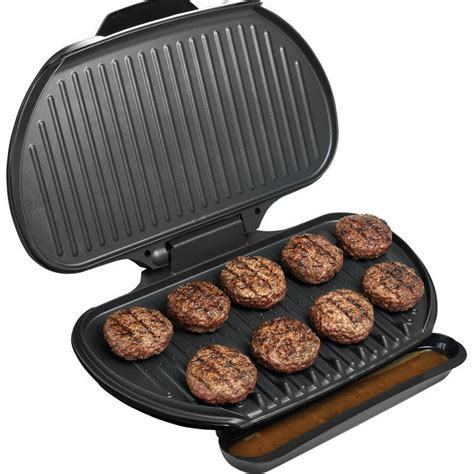 Grill Foreman by George Foreman 144 Sq In Family Size Electric Grill