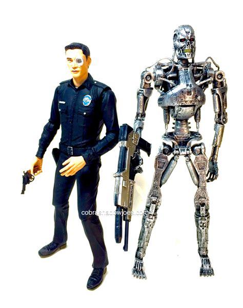 neca toys cobrashadowjoes neca toys terminator genisys t 1000 review