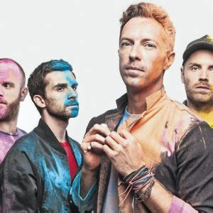 coldplay in my place testo significato a sky of di coldplay