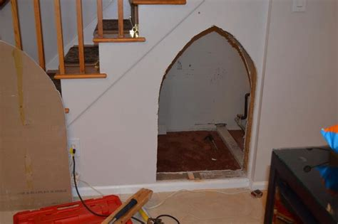 dog house under stairs diy make a dog house under your stairs trusper